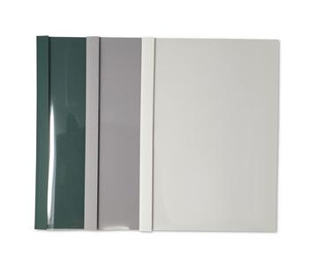 Easi-Bind Thermobindemappe PVC-Folie klar