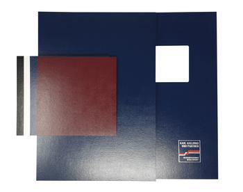 Buchdeckel Foilfast Cover