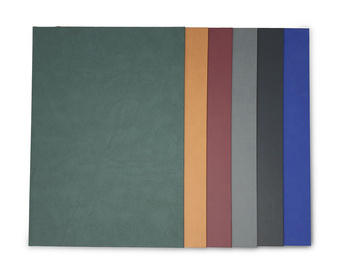 Fastback Hardcover Suede
